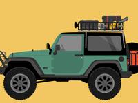 Doomsday Jeep