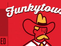 Funkytown - Sour Red label