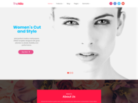 TheNile – Multipurpose HTML Template