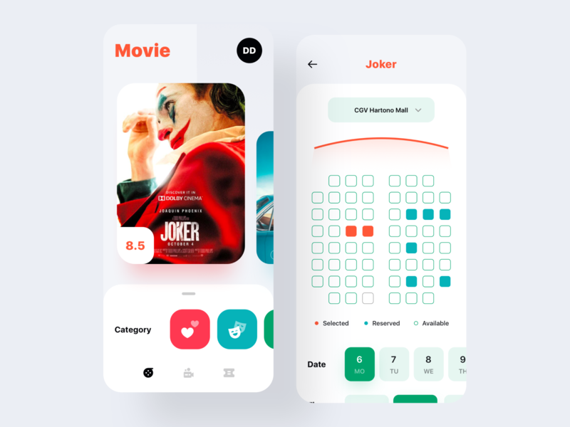 Movie App - Exploration