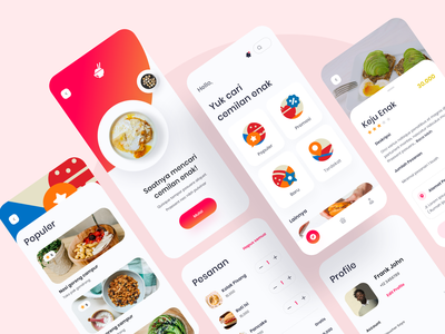 Food App - Exploration icon set food and drink concept clean mobile exploration ux user interface design ios app icon design illustration icon food illustration food app food