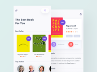 Book app exploration
