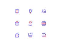Icon Exploration