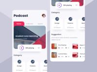 Podcast App Exploration