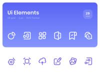 Icon - Ui Elements