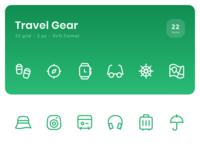 Icon - Travel Gear