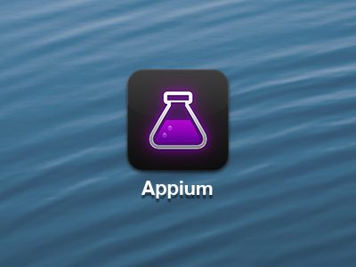 Appium ios icon