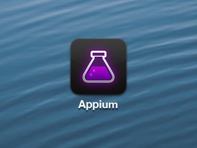 Appium ios icon