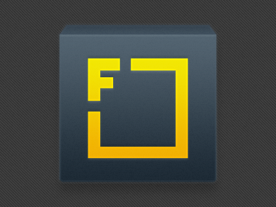 Icon for Futubra.com Android app icon android futubra