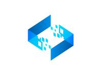 Digital Coding Icon