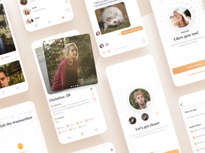 Premium Dating App Design