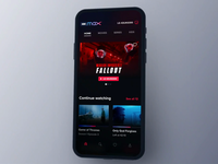 HBO Max Companion App Animation