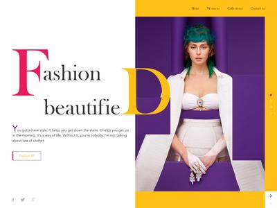 Fashion Beautified