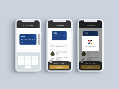 Creditcard Checkout