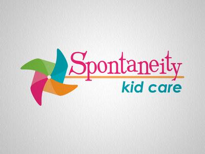 Spontaneity Kid Care | logo design