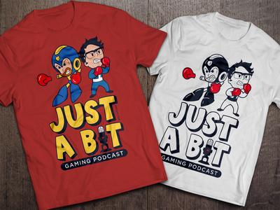 Just A Bit Gaming T-Shirt