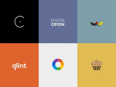 Icons on new site icons design flat svg colours