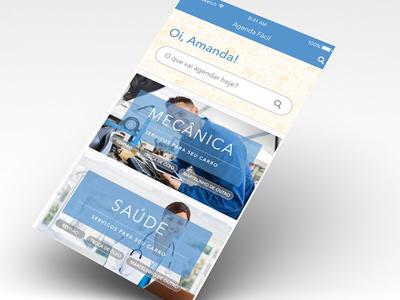 Agenda Fácil - Mobile