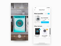Weekly Ui #001 | AR App Concept