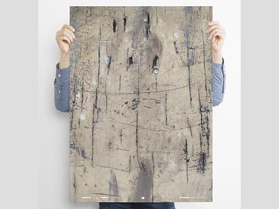 """Scars"" surreal minimal streetphoto streetart foundart poster design poster a day poster art poster"
