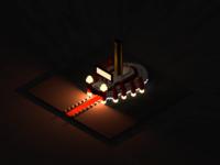 Theatre - Render #4