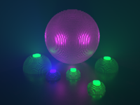 Balls - Render #17