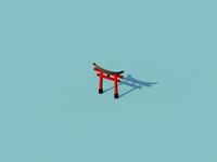 Torii (鳥居) - Render #25