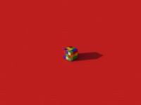 Rubik's Cube - Render #29