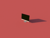 New iMac - Render #37