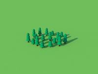 Forest - Render #38