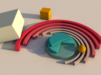 Shapes - Render #43