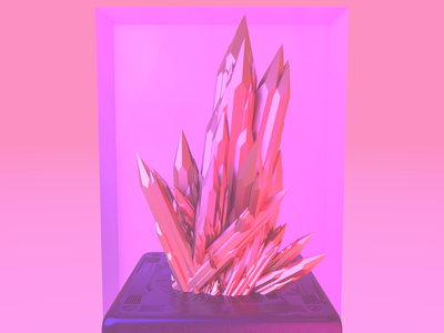 Crystal - Render #52