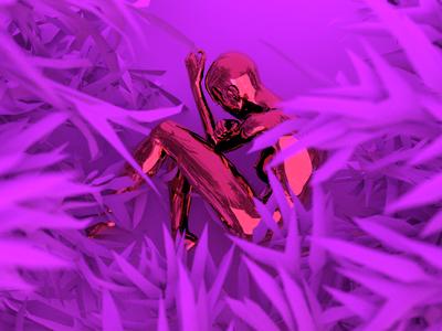 Overgrown - Render #53