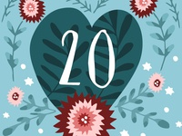 Illustrated advent calendar Day 20