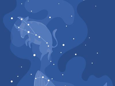 Constellations clos up II