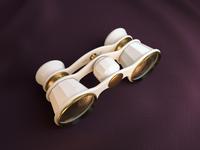 USSR binoculars