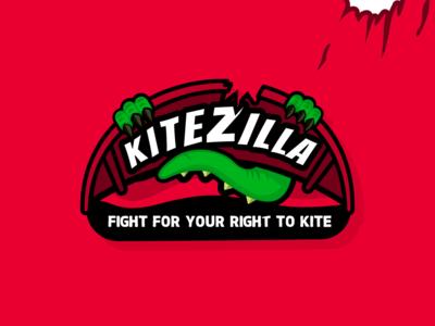 KiteZilla Logo