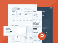 Source Wireframe Kit on Product Hunt