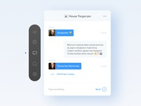 Daily UI Challenge #013 — Direct Message