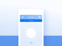 Daily UI Challenge #021 — Home Monitoring