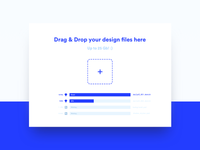Daily UI Challenge #031 — Upload web ux ui files upload dailyui daily challenge 031