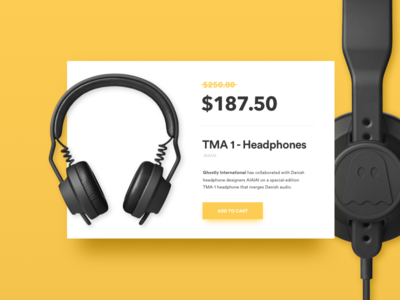 Daily UI Challenge #036 — Special Offer special offer ux ui product dailyui daily challenge shop 036