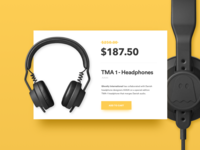 Daily UI Challenge #036 — Special Offer