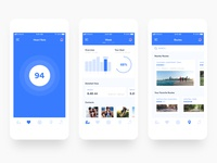 Daily UI Challenge #041 — Workout Tracker