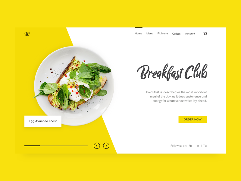 Breakfast club web breakfast food
