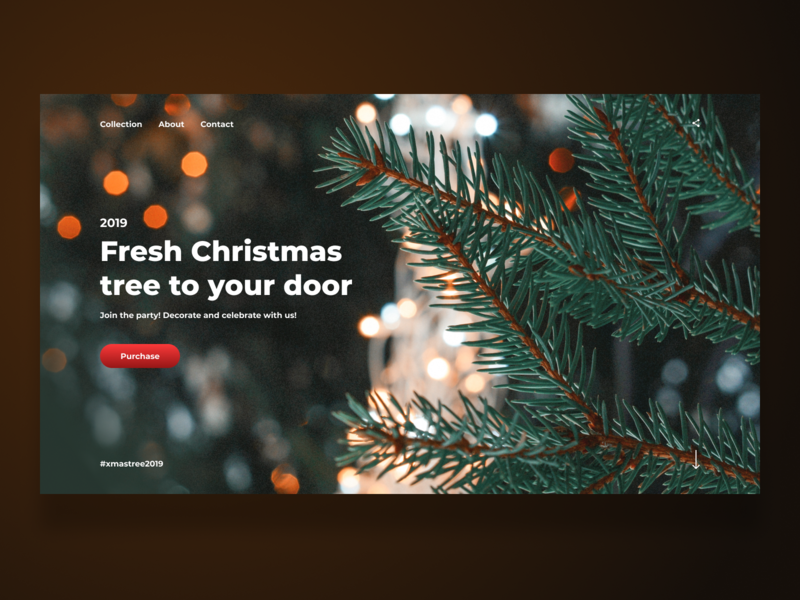 Merry Christmas! new year xmas christmas tree christmas tree