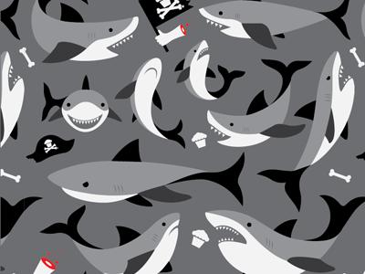 Jc sharkpattern 01
