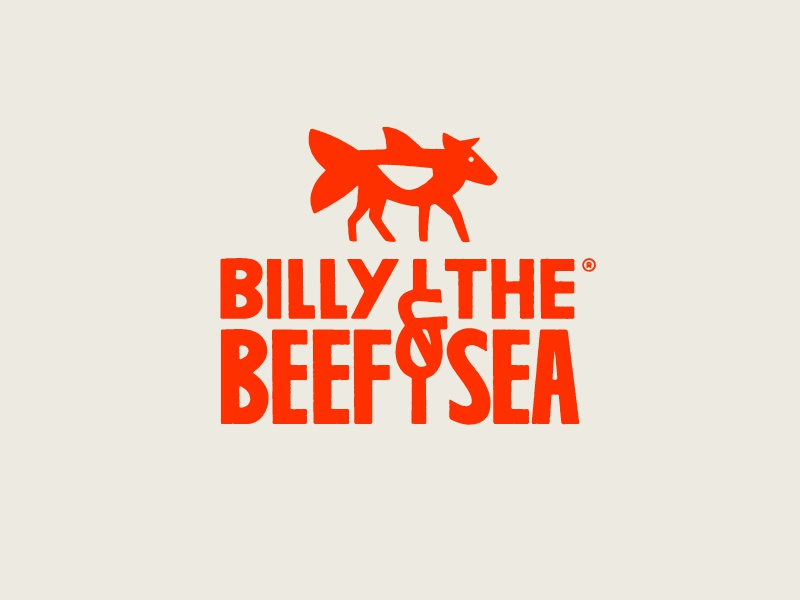 Billy Beef 2  branding restaurant