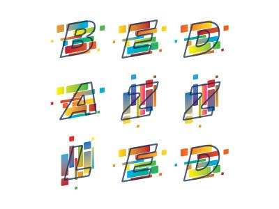 Metro Neon Alphabets metro neon neon letters neon alphabets alphabet logo alphabet icon logo design icon design logo icon alphabet letters