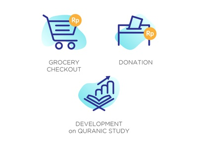 Charity-at-Checkout Icons
